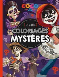 coloriage mystere coco